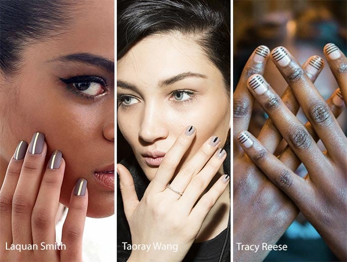 fall_winter_2016_2017_nail_art_polish_trends_lines_on_nails